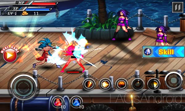 Las 10 apps de la semana: Final Fight 2