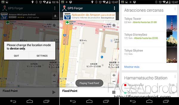10 juegos y apps recién aparecidos esta semana por la Play Store: GPS Forger