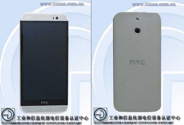 Primeras fotografías del HTC One M8 Ace