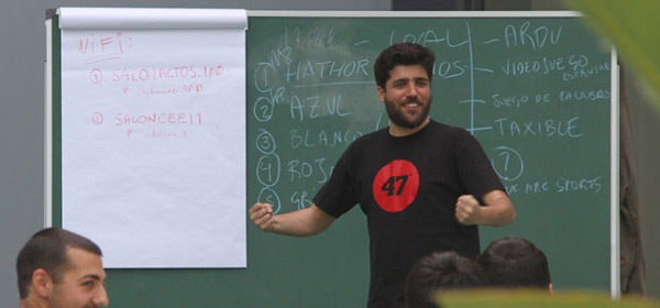 Entrevista a Jorge Galindo, uno de los responsables del launcher Android 9 Cards