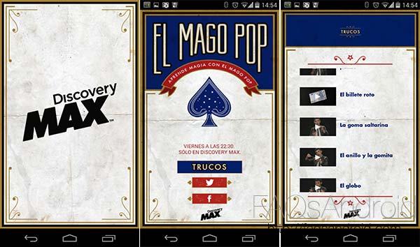 Las 10 apps de la semana: Aprende Magia con el Mago Pop