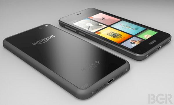 Se filtra una imagen del móvil android de Amazon