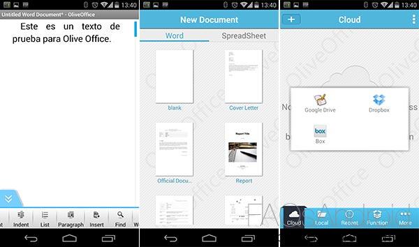 Las 10 apps de la semana: OliveOffice Premium