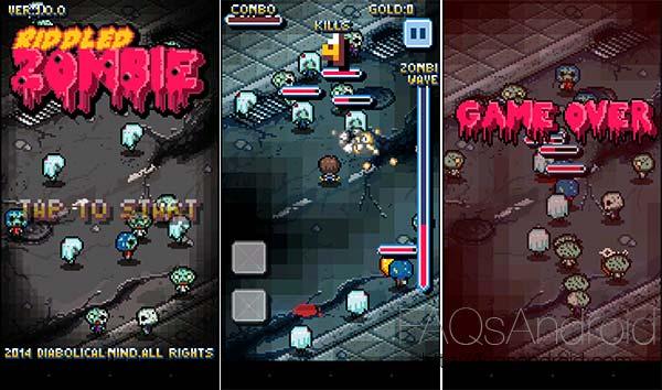 10 juegos y apps recién aparecidos esta semana por la Play Store: Zombies acribillados