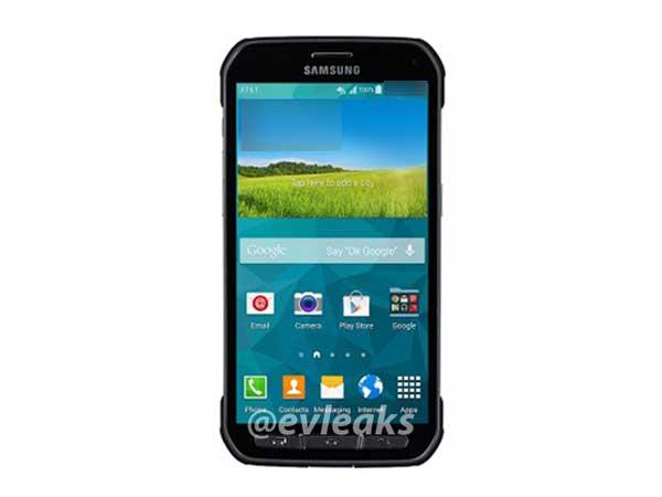 ¿Quieres saber cómo será el Samsung Galaxy S5 Active? Aquí tienes una foto filtrada