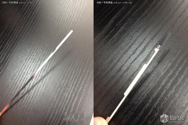 Sony Xperia Z3: especificaciones y foto del posible marco metálico