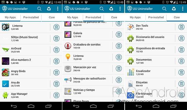 10 juegos y apps recién aparecidos esta semana por la Play Store: UU Uninstaller