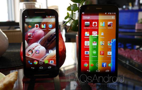 Motorola anuncia Android 4.4.4 Kit Kat para el Moto G, Moto E y Moto X