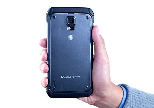 El Samsung Galaxy S5 Active costará 629 euros en Europa