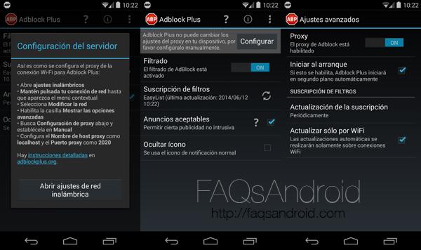 Cómo bloquear la publicidad en tu móvil con un Adblock Android