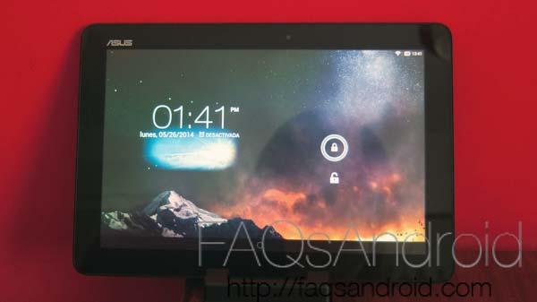 Análisis en vídeo del ASUS MeMo PAD 10