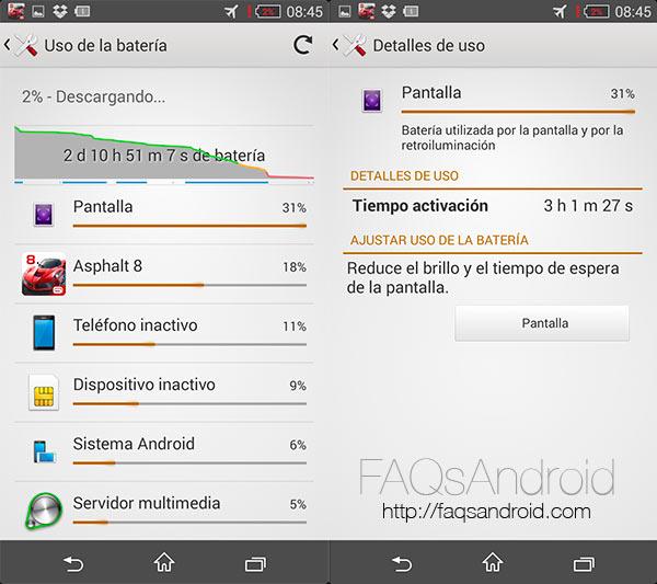 Sony Xperia Z1 Compact: análisis del menor móvil android