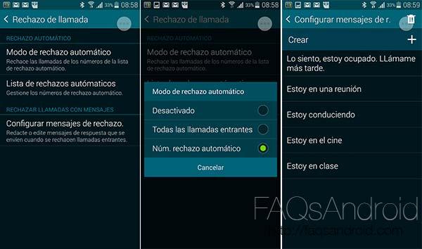 Que no te molesten: aprende a bloquear números de teléfono en Android