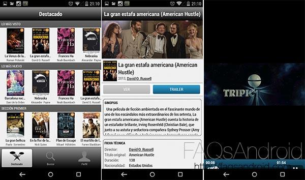 Cinco nuevas aplicaciones compatibles con el Google Chromecast: Filmin