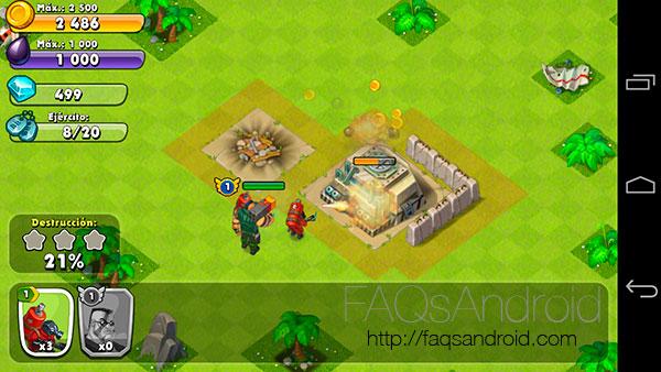 Jungle Heat: conviértete en Rambo en este juego android
