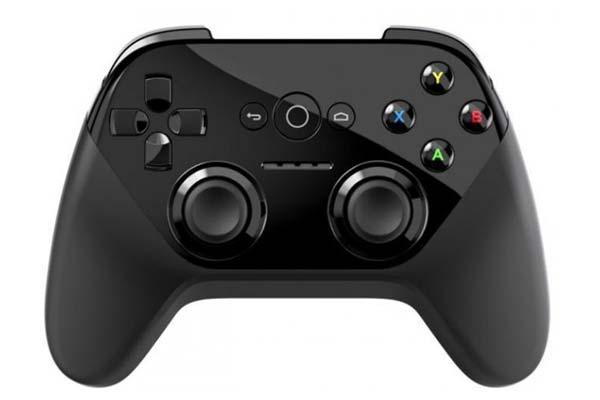 Con este mando jugaremos en Android TV, muy parecido al de Xbox One
