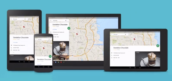 Google ha presentado Android L: nuevo diseño, mejores notificaciones...