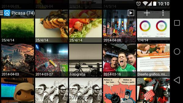 Quickpic, Las mejores alternativas a la galería de imágenes para Android L