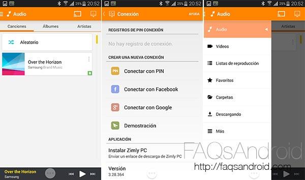 Cinco nuevas aplicaciones compatibles con el Google Chromecast: Zimly
