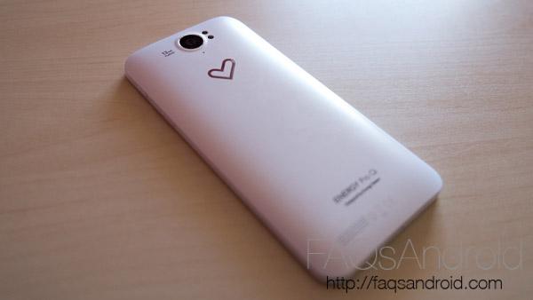Análisis y review en vídeo HD del Energy Sistem Pro Qi, un smartphone sorprendente