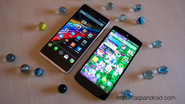 Comparativa en vídeo entre el Energy Sistem Pro Qi y el Nexus 5