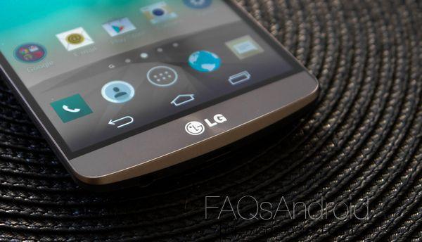 Descarga ya la actualización de Vodafone del LG G3 a Android 5.0 Lollipop