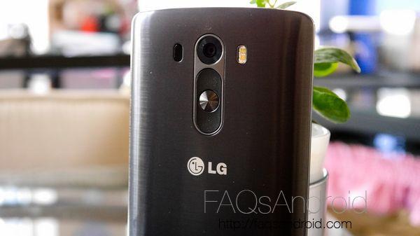 Pasos para tener acceso ROOT o de administrador en el LG G3