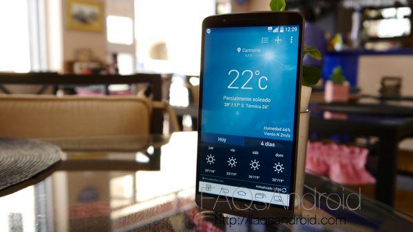 Análisis del LG G3: la mejor pantalla en un móvil android