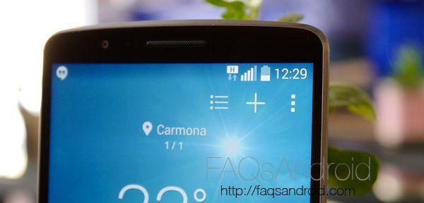 LG G3: nuestra opinión de lo mejor y lo peor