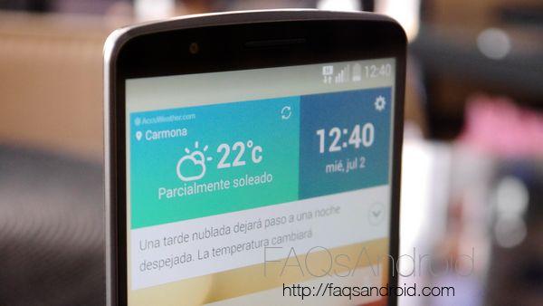 El LG G3 comienza a recibir oficialmente Android Lollipop 5.0