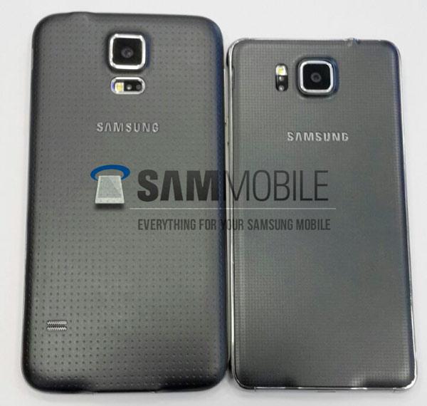 Nuevo Samsung en camino, el Galaxy Alpha podría llegar la semana que viene