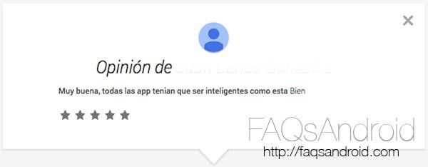 Segunda entrega: comentarios de la Google Play Store que no hay por dónde pillarlos