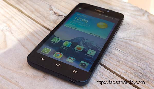 Análisis del Huawei Ascend G630 con review a fondo en vídeo HD