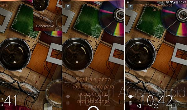 Jolla Launcher, la interfaz de Sailfish instalable en el Nexus 5 y otros Android