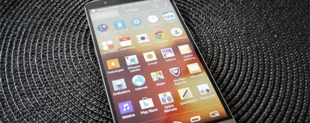 El LG G3 Prime con Snapdragon 805 asoma en Corea en pre-reserva