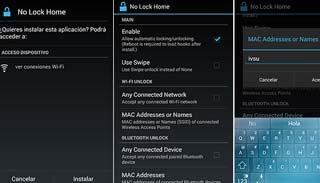 Optimiza el bloqueo del móvil con el módulo Xposed No Lock Home