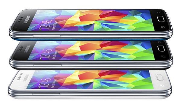 El Samsung Galaxy S5 Mini sale hoy a la venta por 449 euros