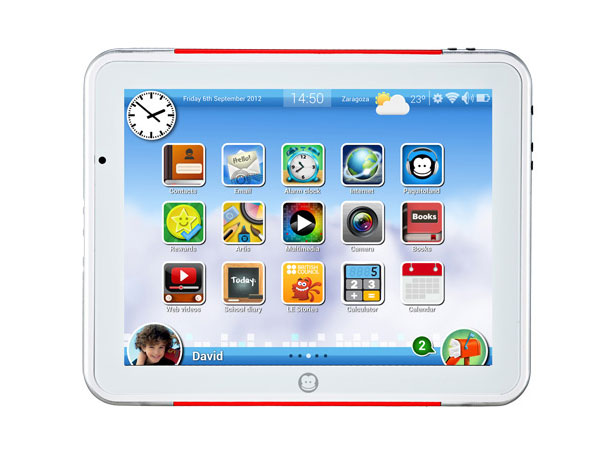 Las mejores tablet para niños con Android