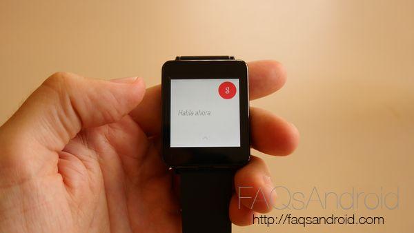 LG G Watch: análisis de un reloj con Android Wear