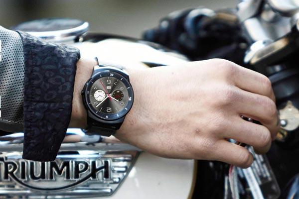LG G Watch R, presentado el smartwatch circular con Android Wear de LG