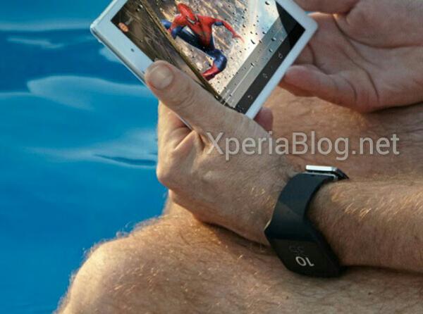 El Sony Xperia Z3 Tablet Compact llegará con un nuevo smartwatch