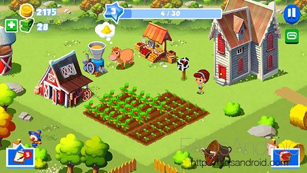 Los cinco mejores juegos de granja:  Green Farm 3