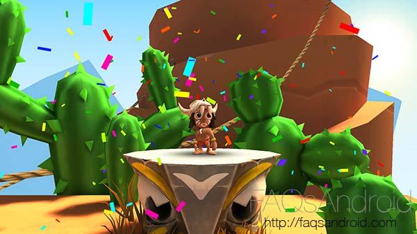 Manuganu 2, la continuación de un gran juego runner mezclado con plataformas