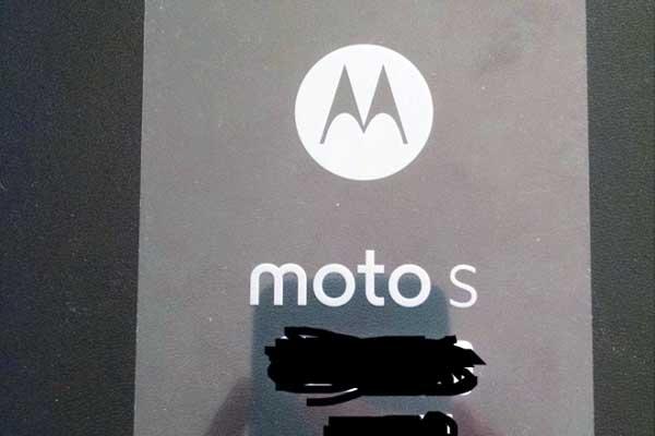¿Y si el Motorola Shamu fuese el Motorola Moto S y no el Nexus 6?