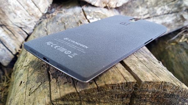Las mejores tres ventajas y tres problemas que hemos visto en el OnePlus One