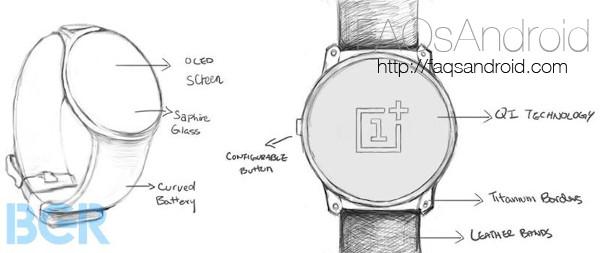 Novedades de un nuevo smartwatch Android: el OnePlus OneWatch