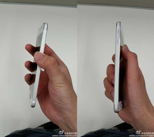 Fotografías del Samsung Galaxy Alpha, una vuelta al S2 que recuerda al iPhone 5S