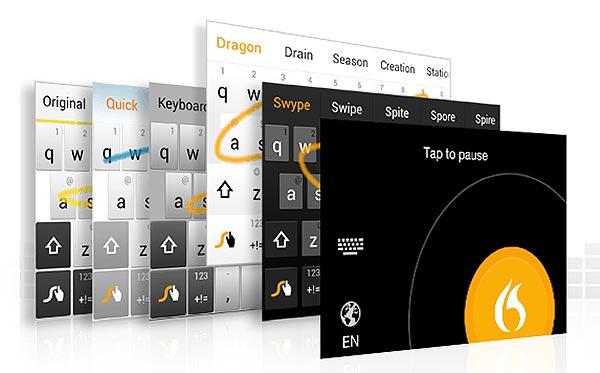 Uno de los mejores teclados Android en oferta: Swype por 0,75 euros