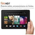 Amazon Kindle Fire HD 6 y HD 7