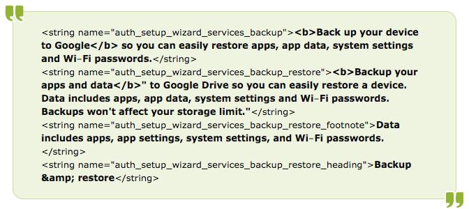 Lo estábamos deseando: Google permitirá las copias de seguridad completas en Drive